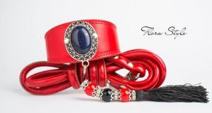 italian greyhound collar luxury